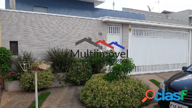 Casa com 4 dormitórios Portal Ville Primavera R$ 450.000,00