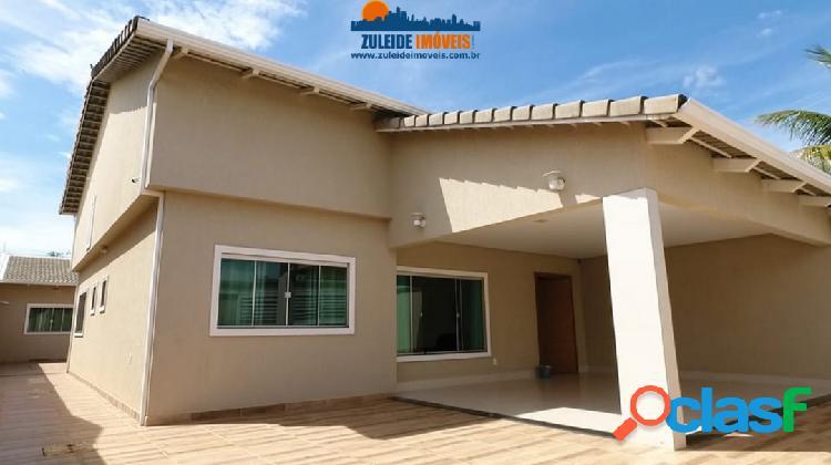 Casa nova com 3/quartos a venda no Itaguaí II em Caldas