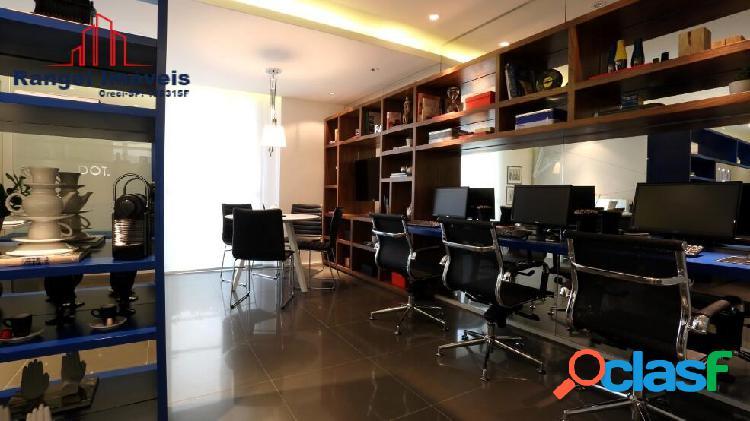 Haddock Offices | Sala Comercial de 40,69m² - Lavabo - 1