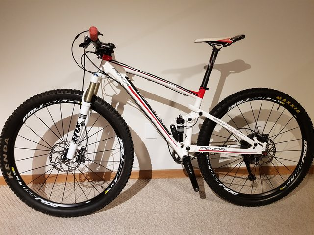 Mountain Bike Merida Big Ninety Nine 29er