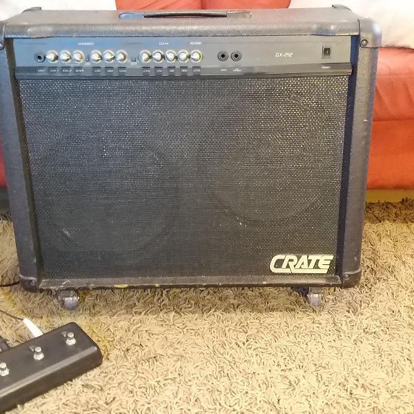 Amplificador para Guitarra Crate GX-212
