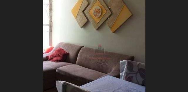 Apartamento com 2 dormitórios à venda, 54 m² por R$