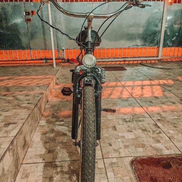 Bicicleta motorizada Bike motor