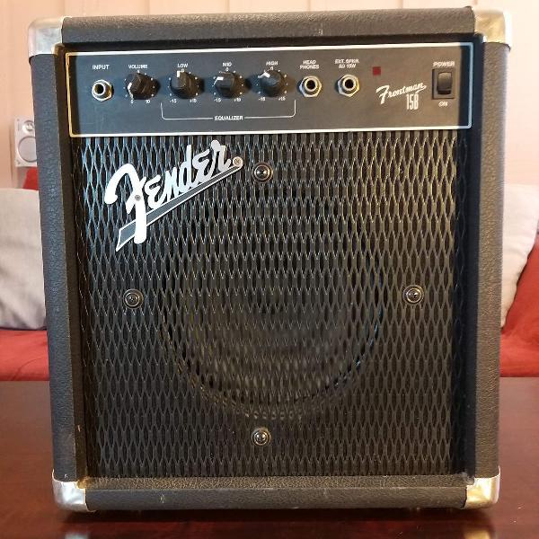 Cubo Amplificador para Baixo Fender