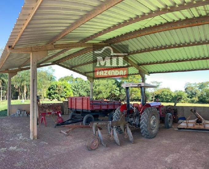 Fazenda 15 alqueires (72.6 hectares) Bela Vista de Goiás