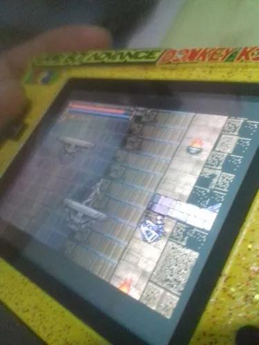 Game Boy Advance C/ Carregador E Jogo/ Valor Negociável