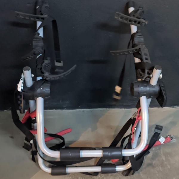 Suporte para transportar bicicletas