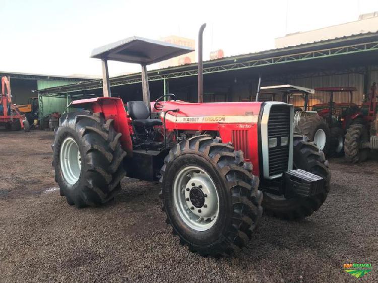 Trator Massey Ferguson 292 4x4 ano 01