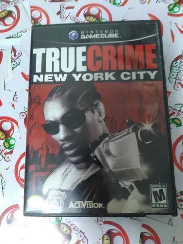 True Crime: New York City - Usado - Nintendo Gamecube