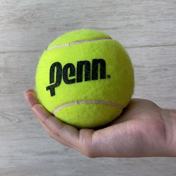 bola de tênis colecionável