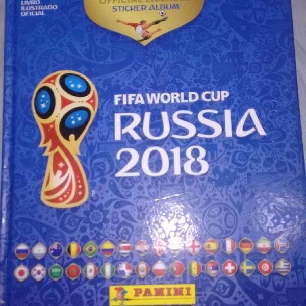 lbum Copa 2018