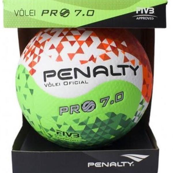 nova bola de vôlei penalty 7.0 pro viii fivb oficial