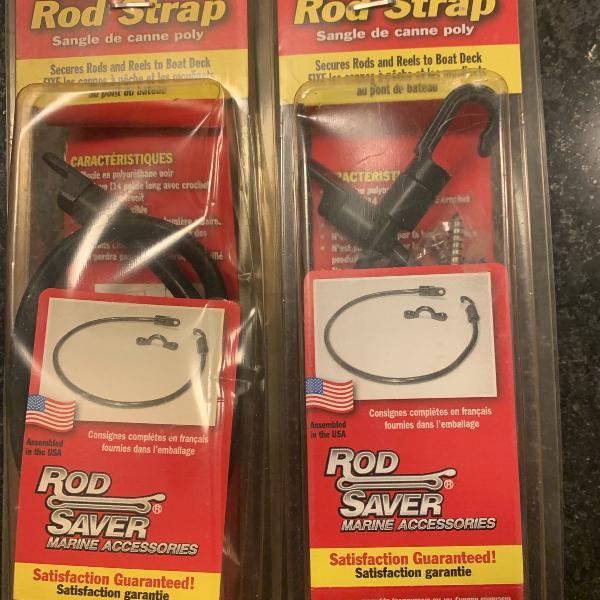 suporte elástico para vara de pesca