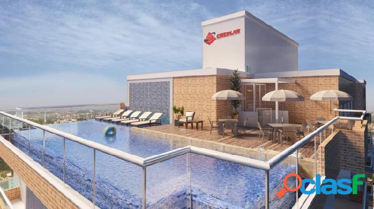 Apartamento com 2 dorms em Praia Grande - Guilhermina por
