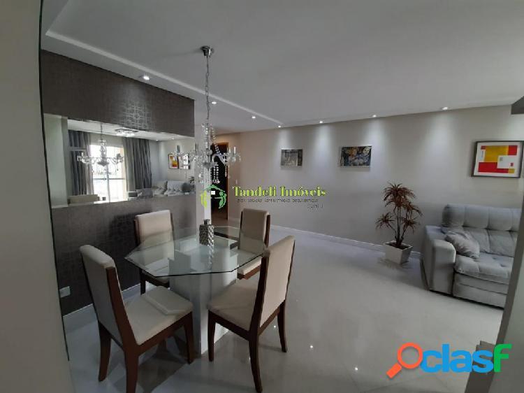 Apartamento com condomínio 3 dormitórios (Parque São