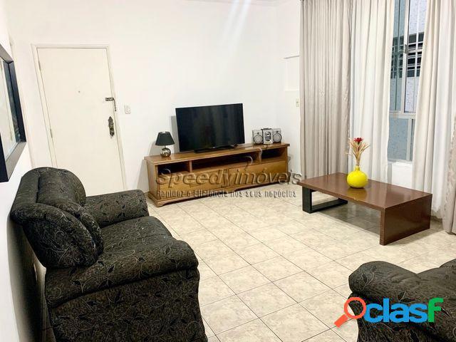 Apartamento em Santos 2 dormitórios Boqueirão