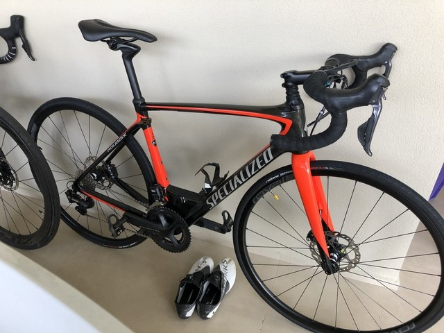 Bicicleta Speed Specialized Roubaix Di2