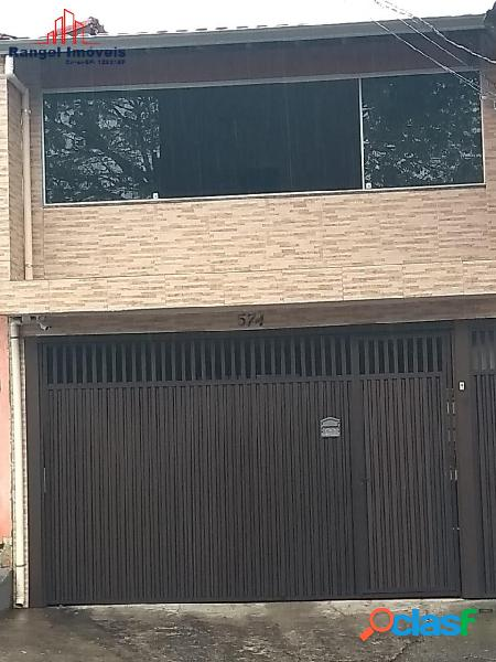 Sobrado a Venda de 190m² - 3 dormitórios - 1 Vaga | Aceita