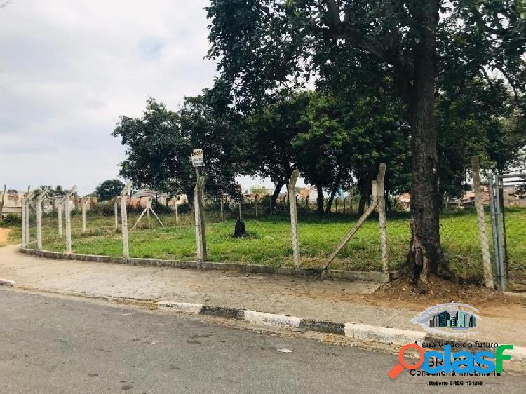 Terreno 125mts e 250 mts na Cidade de Poá – SP próximo a