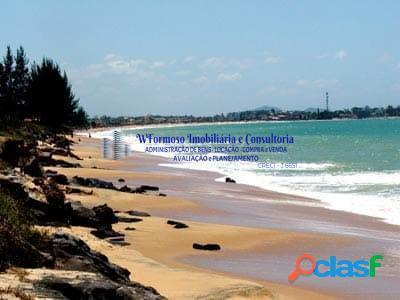 Terreno para Venda na Rua Franklin dos Santos – Beira-Mar