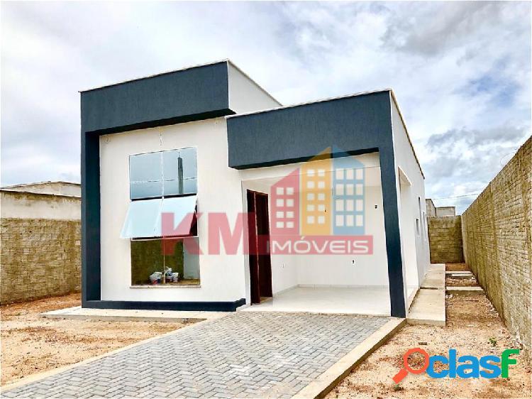 Vende-se linda casa no Campos do Conde