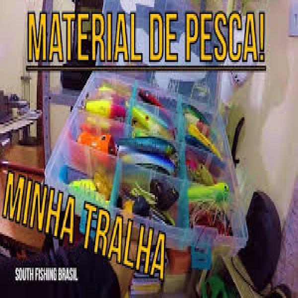 COMPRO MATERIAL DE PESCA USADOS, RETIRO NO LOCAL