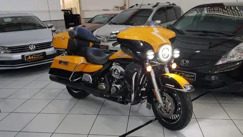 Harley Davidson Ultra Glide Limited 2013 Apenas 29.000 Km