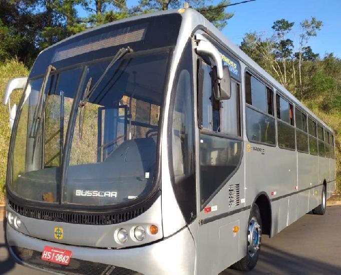 Onibus busscar plus ano 2007 motor dianteiro mercedes bens 1