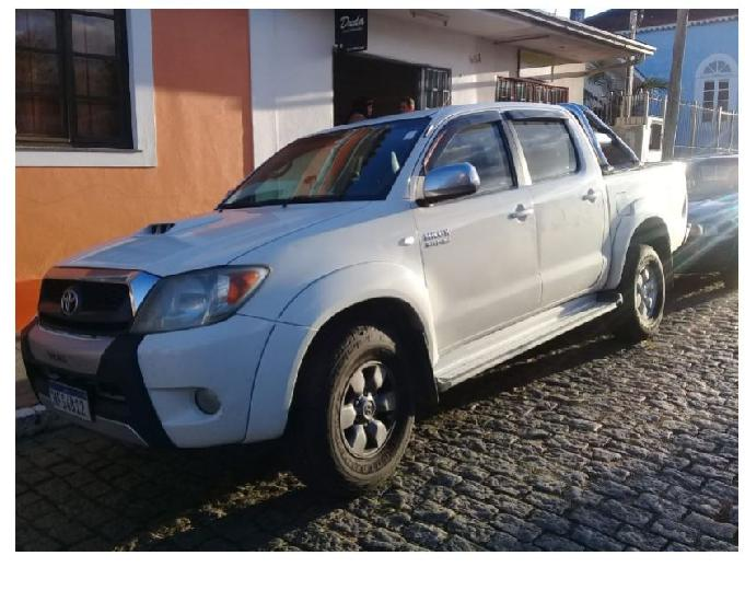 Vende-se Toyota Hilux Diesel 4x2 ano 2006 3.0