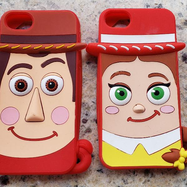 capinha toy story Iphone 5, 5s e SE