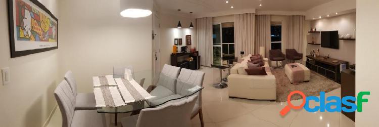 Apartamento com 3 dormitórios no Jardim Aquárius