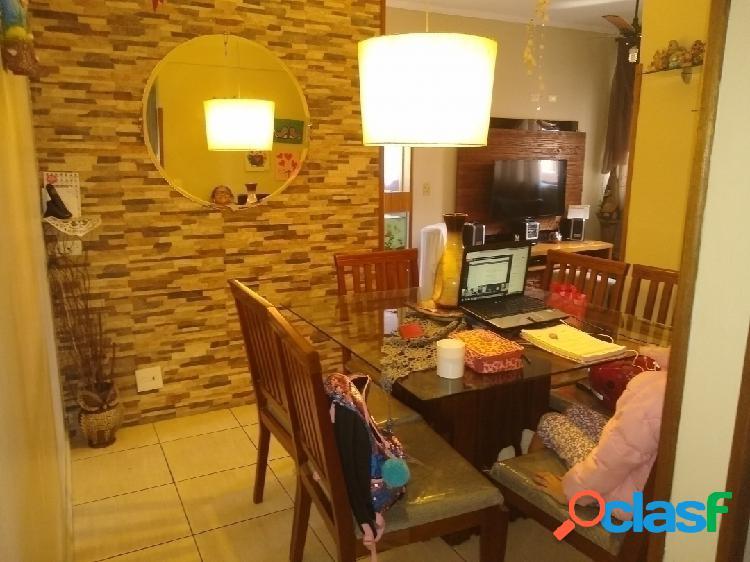 Apartamento de 2 dormitórios em Santos no saboo