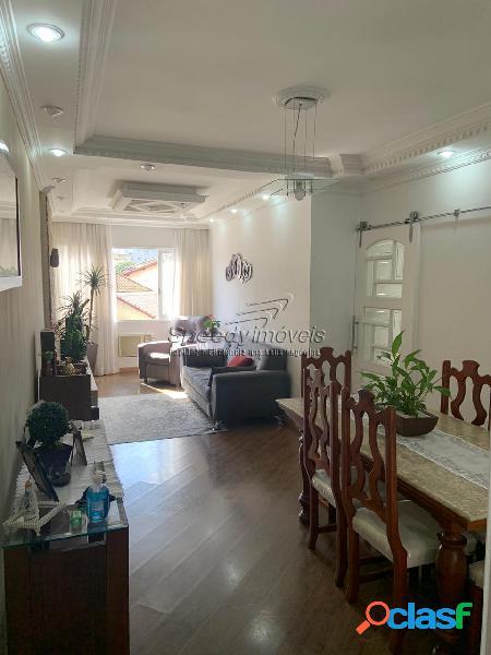 Apartamento em Santos 3 dormitórios, Embaré