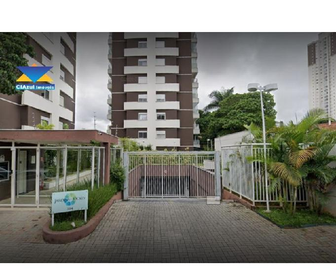 Apartamento 3 Dorms 1 Suíte 2 Vagas Cond, Jardins do Jockey