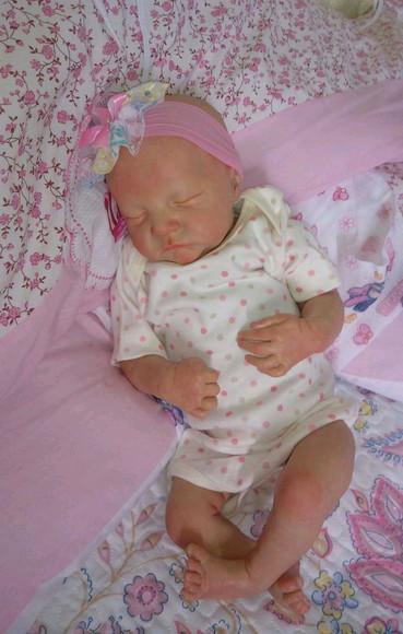 Bebê reborn levi