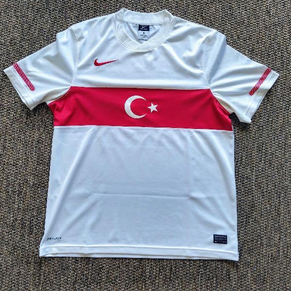 Camisa Seleção Futebol Turquia Original M Nike