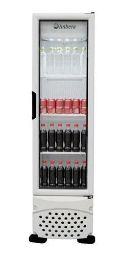 Expositor De Bebidas Imbera Vr08 256l Porta De Vidro 110v B.