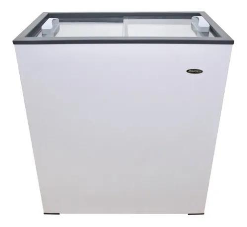 Freezer Expositor, Tampa De Vidro 150 Litros