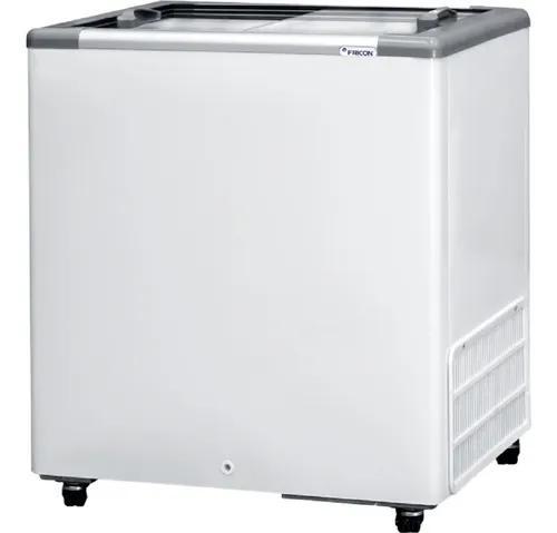 Freezer Horizontal Fricon Tampa De Vidro Hceb 216 V 127