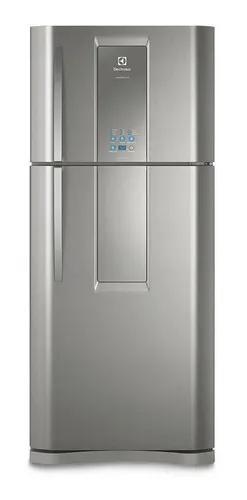 Geladeira Infinity Electrolux Frost Free Inox 553l Df82x