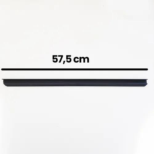 Perfil Puxador Central P/ Freezer Metalfrio Ht P Da40p Da50p