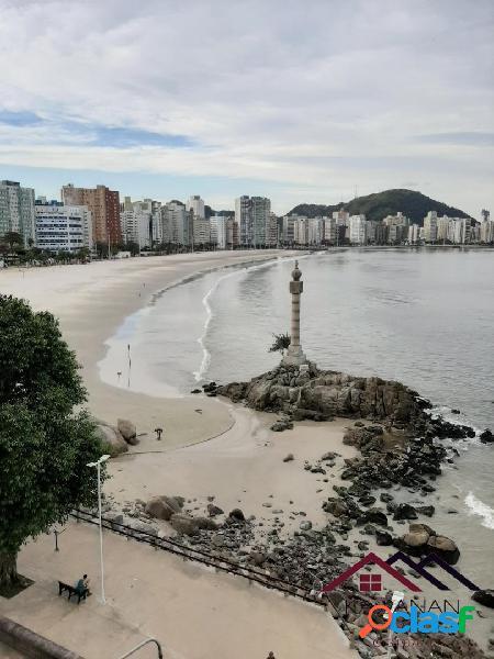 Apartamento 1 dormitório - Vista Mar - São Vicente