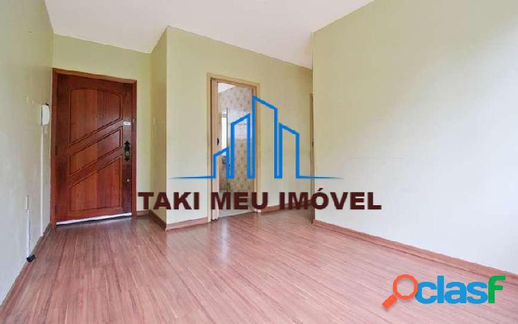 Apartamento de 2 dormitórios de frente com 52,80m²