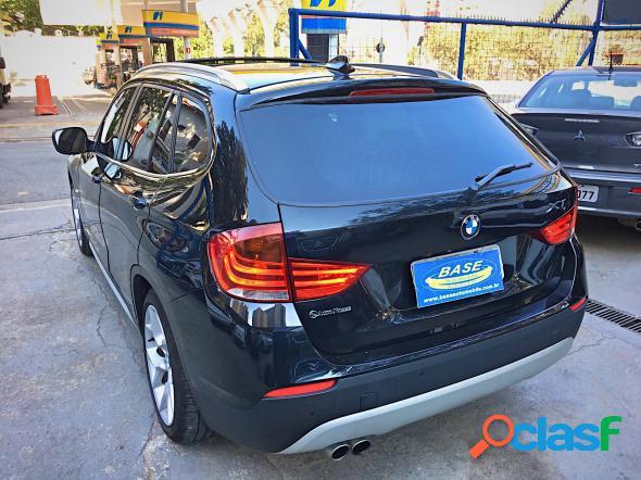 BMW X1 XDRIVE 28I 3.0 24V 4X4 AUT. PRETO 2011 3.0 V6