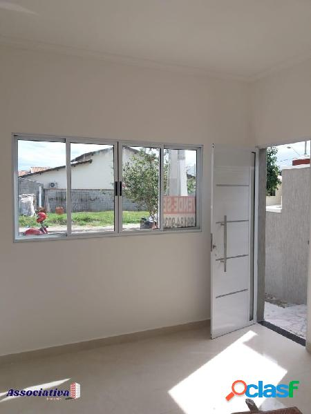 Casa Nova no Condomínio Sao Jose