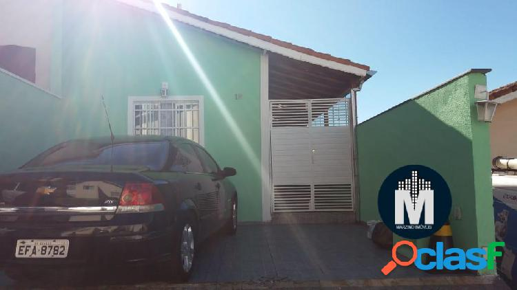 Casa de Condomínio 105m² com 2 dormitórios,Suíte, 2 vaga
