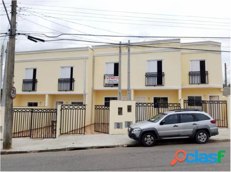 Sobrado em Sorocaba - Cajuru do Sul por 165 mil à venda