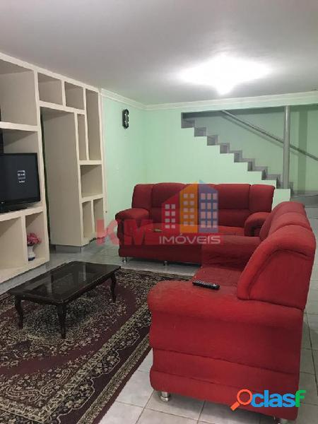 Vende-se ótima casa duplex no Bairro Alto de São Manoel