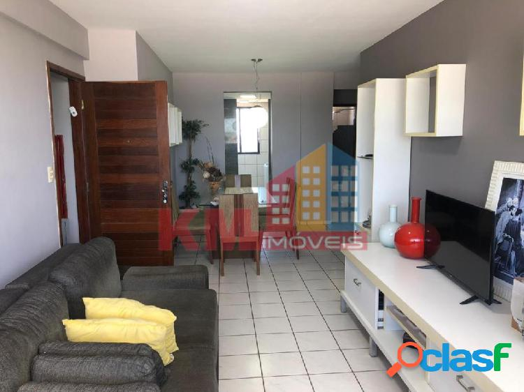 Vende-se ótimo apartamento no Residencial Porcino Costa