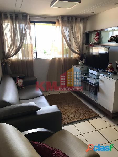 Vende-se ótimo apartamento semi mobiliado no Noemia Chaves